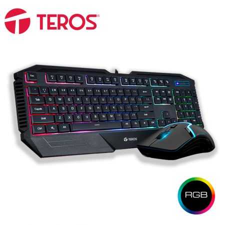 PAC GAMER RGB TEROS TE-4140N
