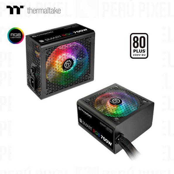THERMALTAKE SMART RGB 700W, 80 PLUS