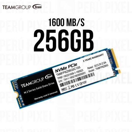 SSD M.2 TEAMGROUP MP33, 256GB