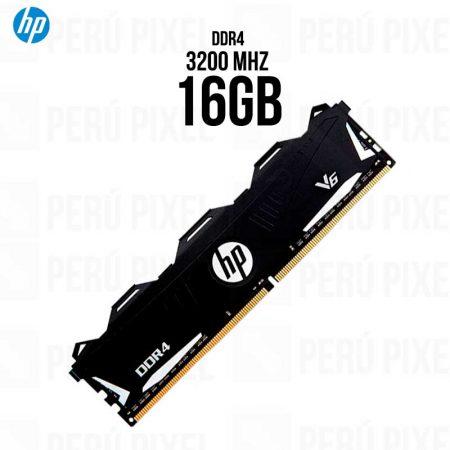 MEMORIA RAM HP V6 BLACK 16GB 1X16 3200MHZ