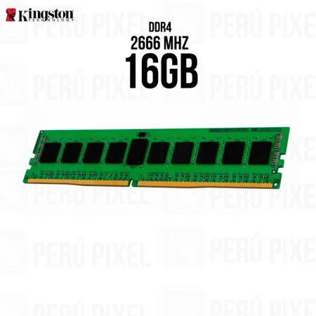 MEMORIA RAM KINGSTON KVR26N19S8 16GB 2666MHZ