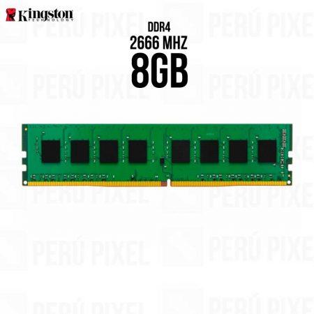 MEMORIA RAM KINGSTON KVR26N19S8 8GB 2666MHZ