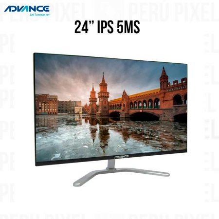 Monitor ADVANCE ADV-24IPS, 24 LED, FULL HD 5ms