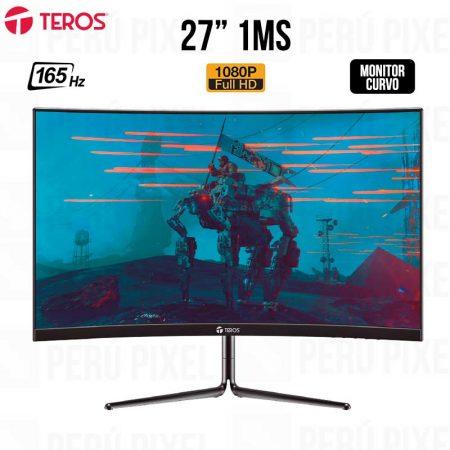 "Monitor TEROS TE-3171N, 27"" CURVO 165Hz 1ms"