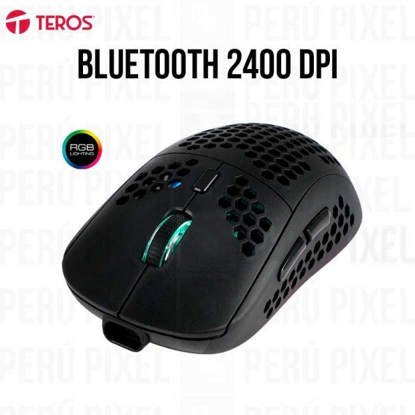 Mouse Gamer Teros TEROS TE-5166N RGB BLUETOOTH