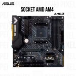 Placa Madre ASUS B450M TUF Gaming Plus II D4, AM4