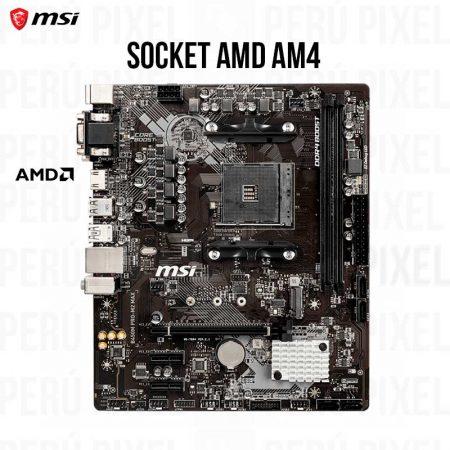 Placa Madre MSI B450M PRO-M2 MAX, DDR4, AM4 SOCKET