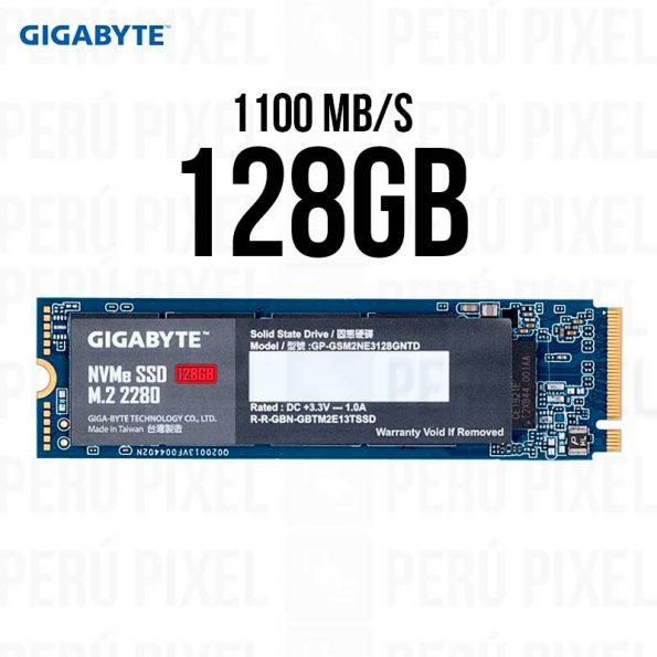 GIGABYTE 128GB NVME