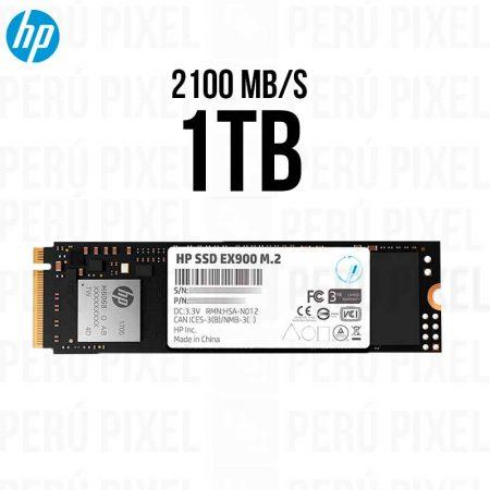 SSD M.2 2280, HP EX900, 1TB
