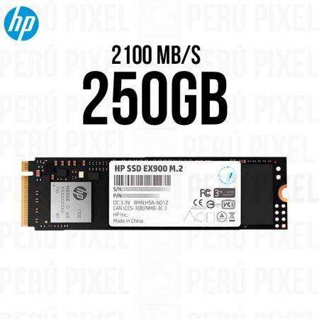 SSD M.2 2280 HP EX900 250GB