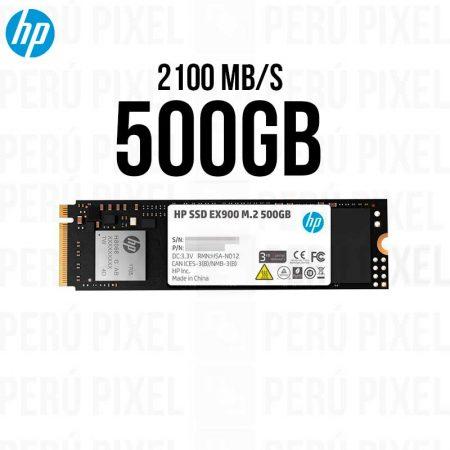 SSD M.2 2280 HP EX900 500GB NVME