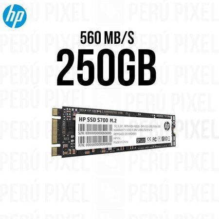 SSD M.2 2280 HP S700 250GB