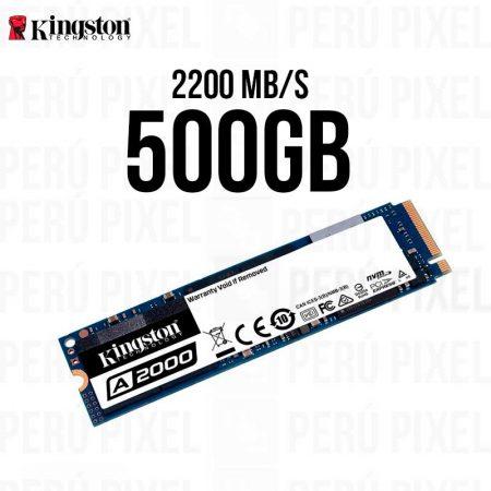 SSD M.2 2280 KINGSTON A200 500GB NVME
