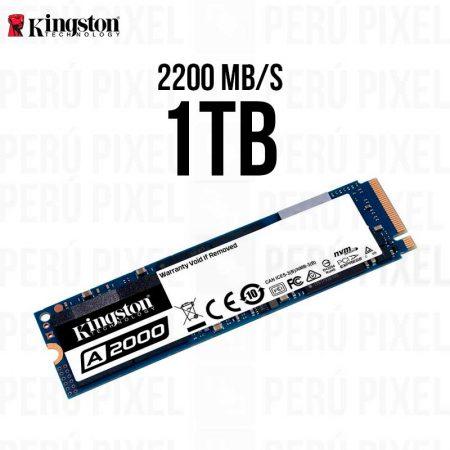 SSD M.2 2280 KINGSTON A2000 1TB