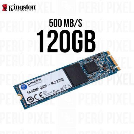 SSD M.2 2280 KINGSTON A400 M8 120GB SATA