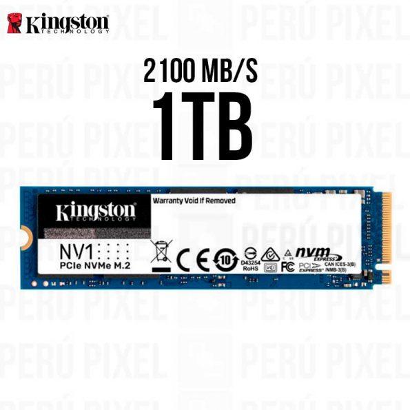 KINGSTON NV1 1TB NVME