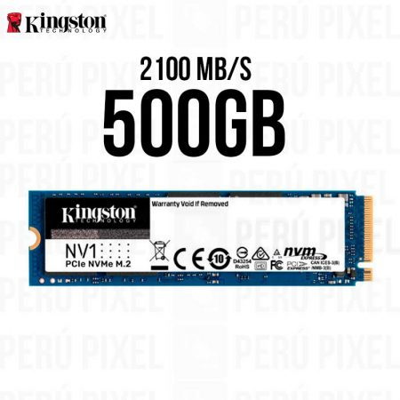 SSD M.2 2280 KINGSTON NV1 500GB NVME