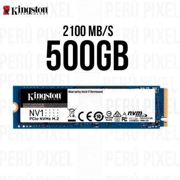 KINGSTON NV1 500GB NVME