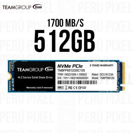 SSD M.2 2280 TEAMGROUP MP33 512GB NVME