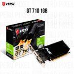 Tarjeta de Video MSI GT710 1GB