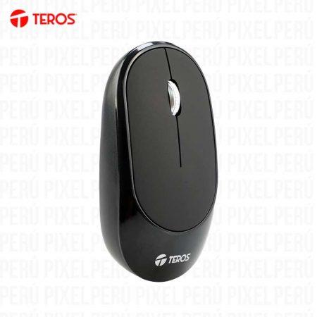 Mouse Inalámbrico Teros TE-5063N, Recargable